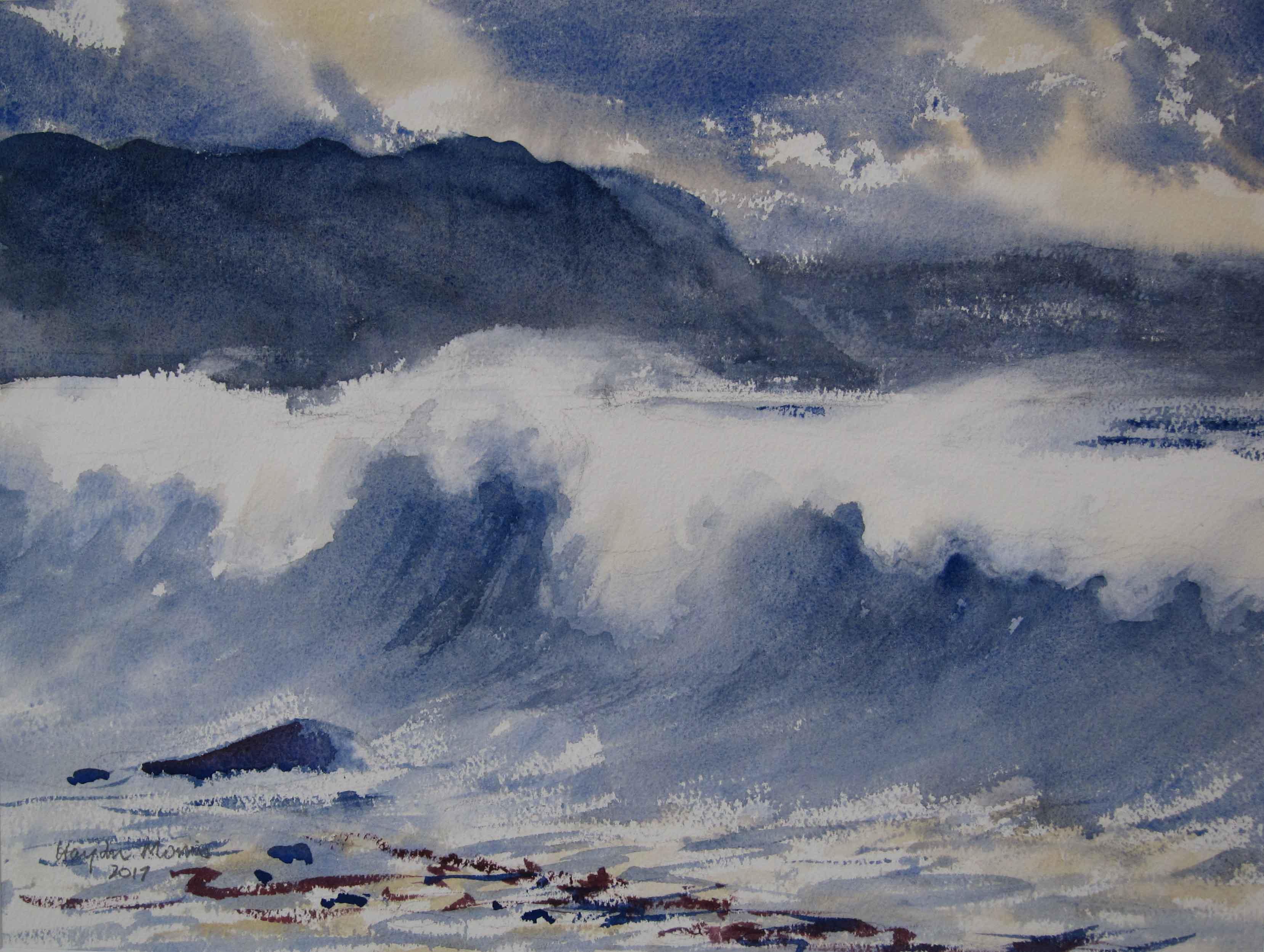 Storm 2, Iona