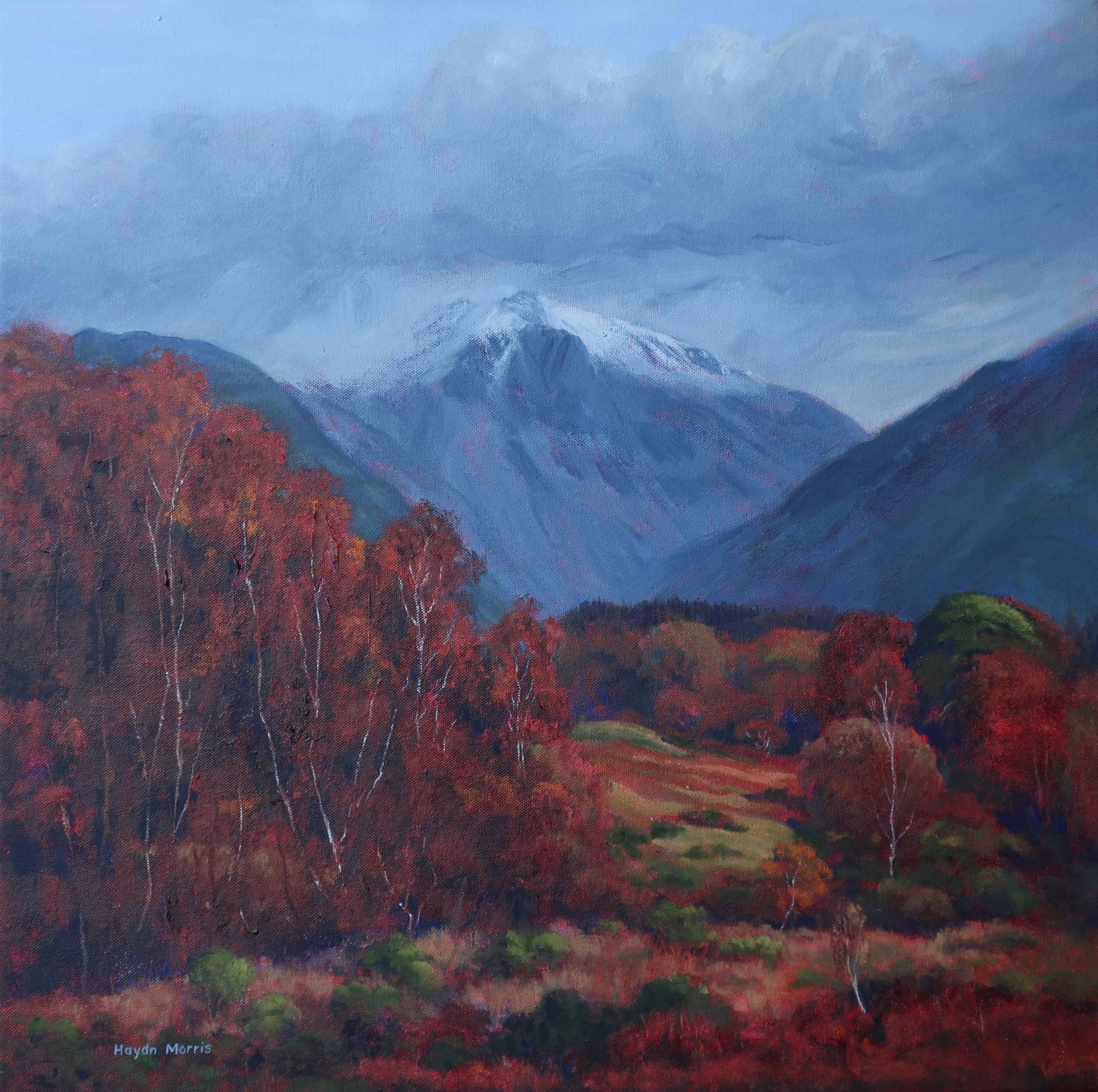 Great-Gable-from-Wasdale-oil-60x60cm